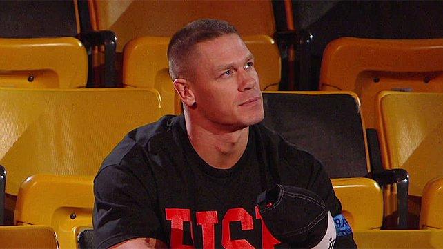 John Cena's home court (dis)advantage   WWE.com