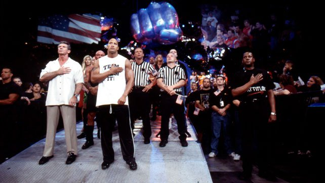 WWE Hall of Famer Jim Ross reflects on the first SmackDown after 9/11.