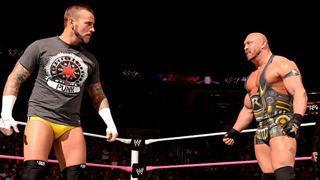 Should CM Punk respect Ryback?