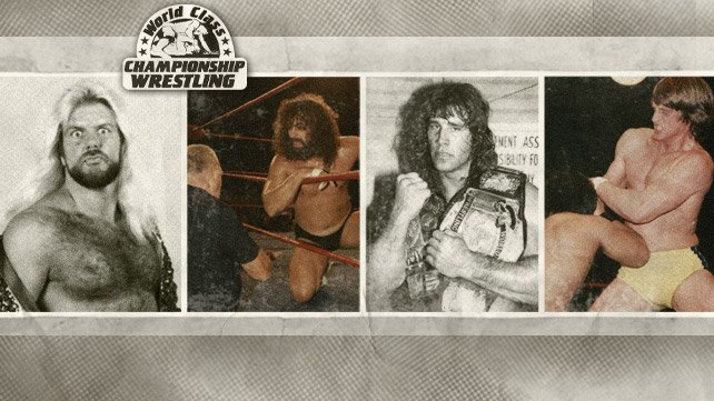 The history of World Class Championship Wrestling