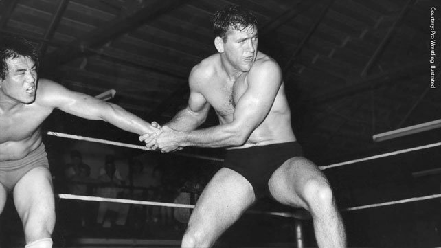 Jim Ross discusses Danny Hodge and other amateur greats in his latest article for WWE Classics.