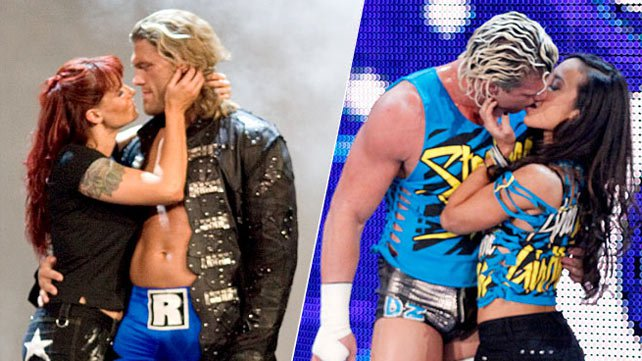 Have AJ Lee & Ziggler become the new Edge & Lita?