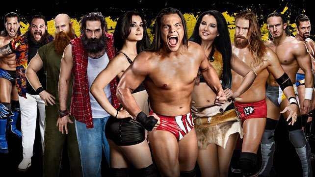 WWE NXT Superstars