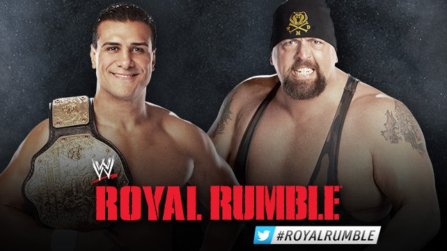20130123 LIGHT RR delrio show C The John Report: WWE Royal Rumble Preview
