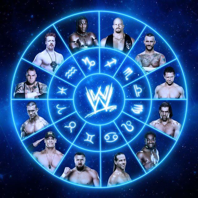 Your WWE Horoscope for 2013