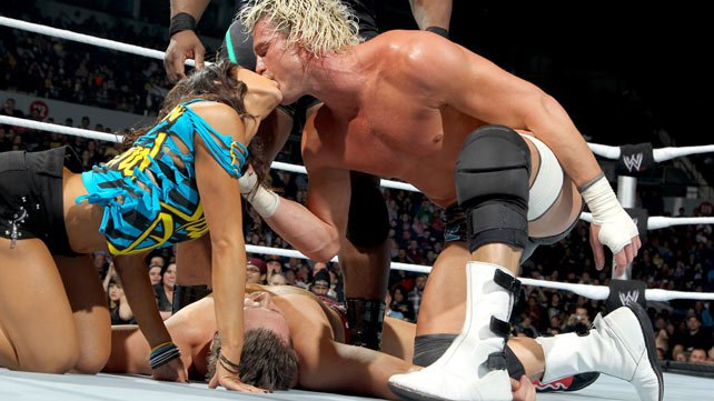 Wwe Aj Lee Sexiest Moments Have aj lee & ziggler become