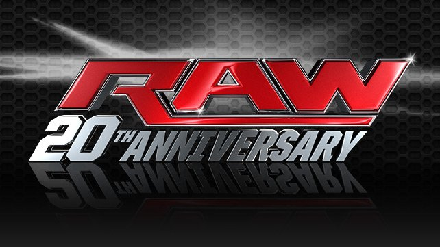 Raw 20th anniversary