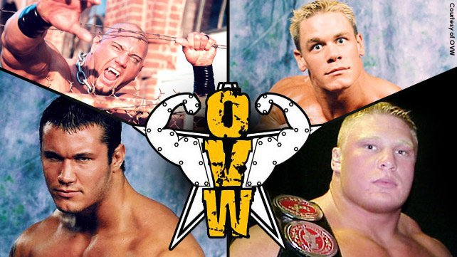 OVW Photos   Watch videos of OVW actionBatista Vs Brock Lesnar Ovw