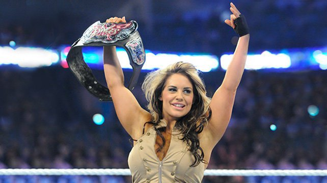 WWE 2K14 Roster Kaitlyn
