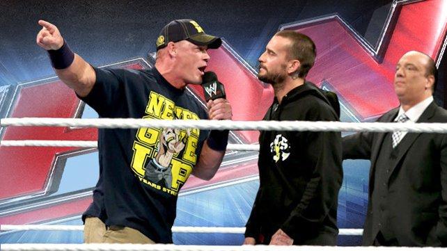 ¿Quién ganará CM Punk o John Cena?