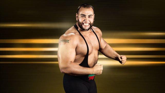 Alexander Rusev Nxt                NXT    2