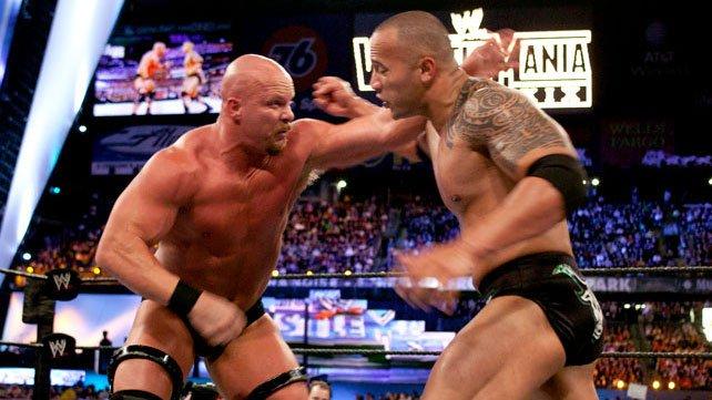 Tjr Wrestlemania S Greatest Matches 26 The Rock Vs Steve Austin Wrestlemania 19 Tjrwrestling Wwe Aew News Tv Reviews Ppvs More