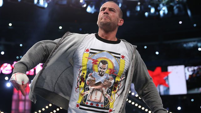 ad9601014 CM Punk BEST IN THE WORLD WWE Authentic T-Shirt White OFFICIAL LICENSED &  NEW
