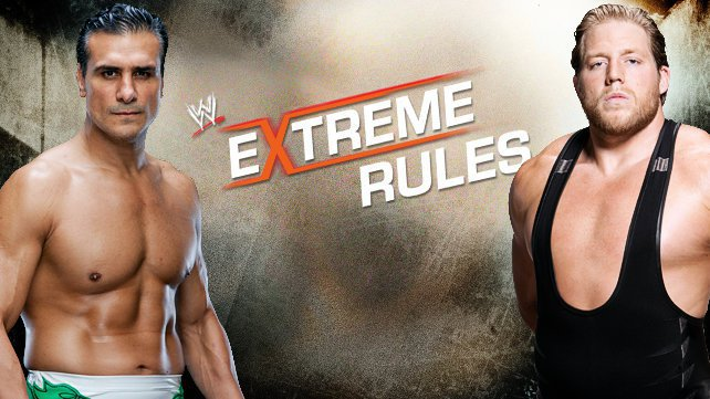 20130513 Light ER Match DelRioSwagger HOMEPAGE The John Report: WWE Extreme Rules 2013 Preview