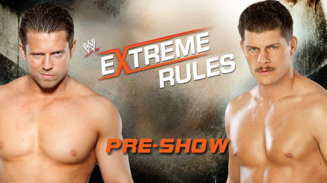 Cody Rhodes vs. The Miz
