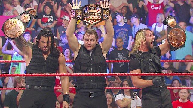 Новые чемпионы появились на Extreme Rules