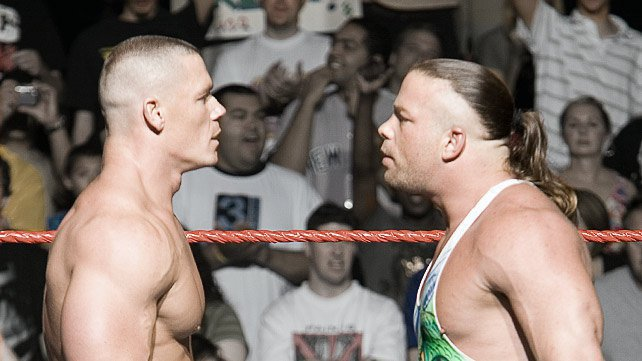 Rob Van Dam's 10 greatest rivalries