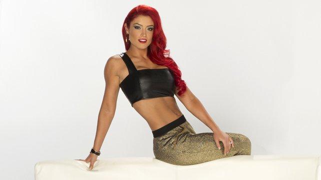 Total Divas Eva Marie WWE