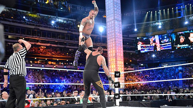 CM Punk vs. Undertaker