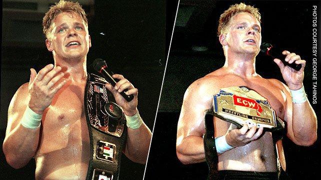 El histórico recorrido del prestigioso Campeonato Mundial de Peso Completo NWA 10