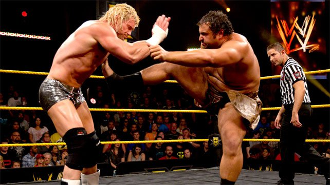Alexander Rusev Nxt In WWE  any athlete who stands