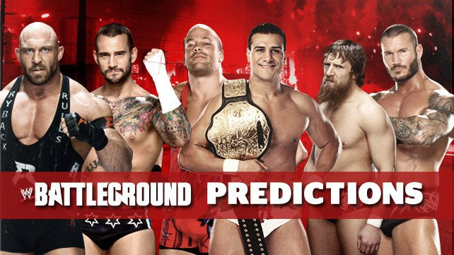 Posible combate para Battleground - Stacy Keibler/WWE - Futuro de Total Divas - Ex GM celebra su 64 aniversario - R-Truth, Cody Rhodes, WWE.com 20130926_Battleground_Predictions_Homepage