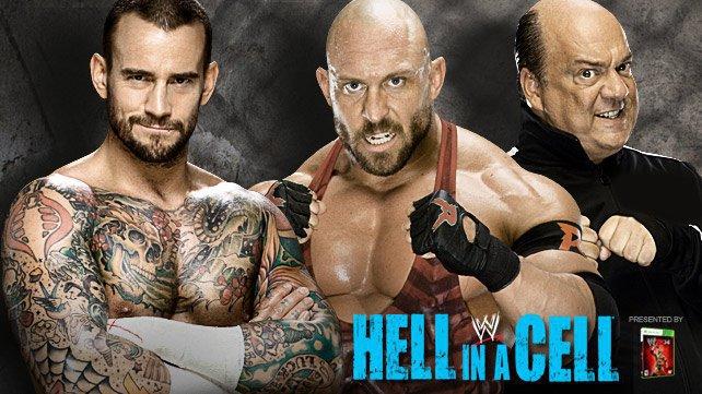 Cartel WWE Hell In A Cell 2013 20131014_HIAC_Punk_Ryback_Heyman_HOMEPAGE2