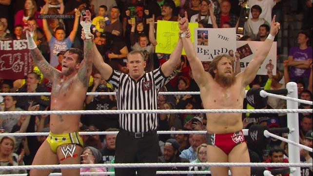 Wyatt Family WWE