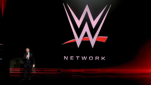WWE Chairman and CEO Vince McMahon announces WWE Network