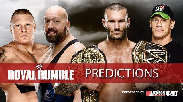WWE - Royal Rumble 2014 highlights HD - YouTube
