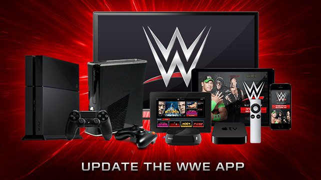 Update the WWE App