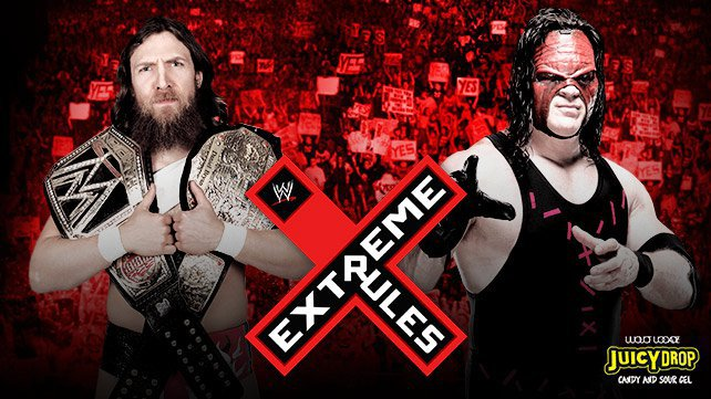 Confirmed and Potential Matches for WWE Extreme Rules 2014 20140415_ER_DB_KANE_LIGHT_HP