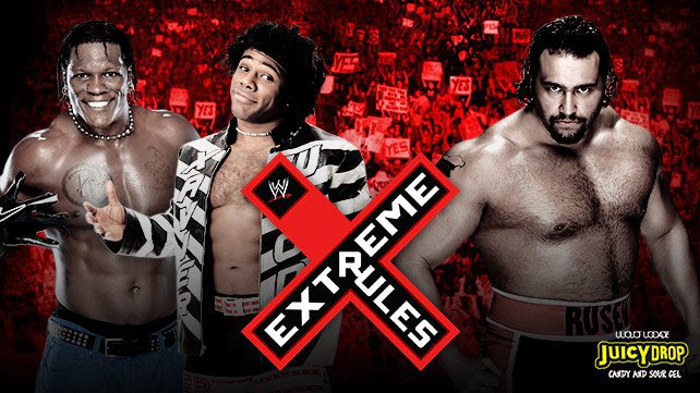 Confirmed and Potential Matches for WWE Extreme Rules 2014 20140421_ER_RTruth_Woods_Rusev_LIGHT_HP