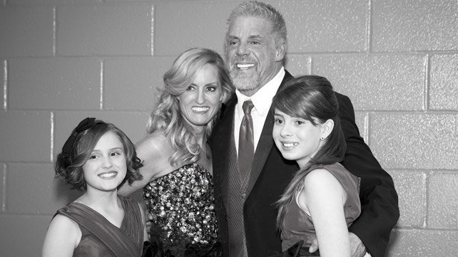 Ultimate Warrior and family Ultimate Warrior Wife