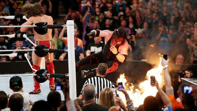 Ne cherchez plus les résultats d'Extreme Rules 2014! Nous vous