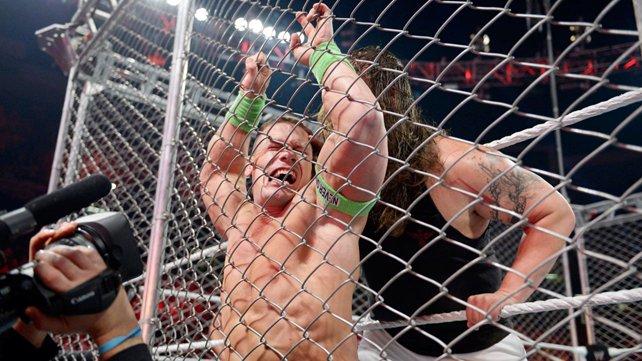 WWE Live w Greensboro, NC (30/05) - Wyniki