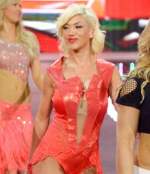 Wwe diva rosa mendes ass exposed on live tv - 2 10