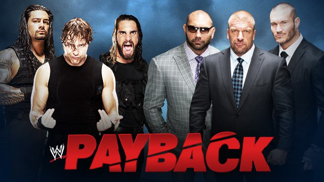 Confirmed and Potential Matches for WWE Payback 2014 20140512_PaybackPreviewTripleH_Homepage