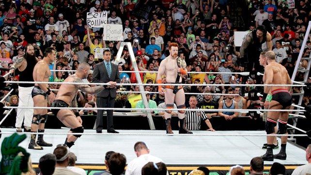 Randy Orton  Bray Wyatt  Randy Orton Money In The Bank 2014