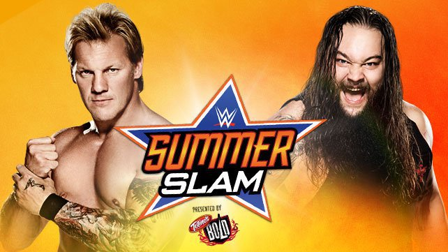 Chris Jericho vs. Bray Wyatt at SummerSlam 2014