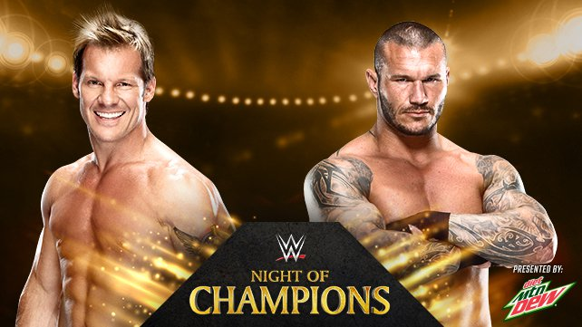 Chris Jericho vs. Randy Orton at Night of Champions 2014