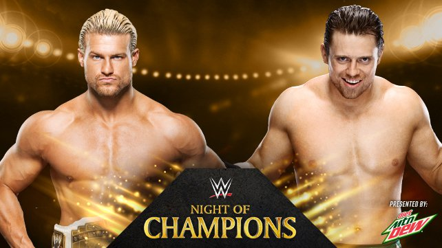 Intercontinental Champion Dolph Ziggler vs. The Miz at Night of Champions