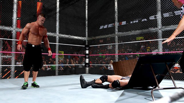 Wwe 2k15 Randy Orton vs John Cena John Cena And Randy Orton