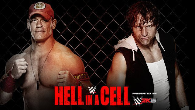 Първи мач за Hell in a Cell!