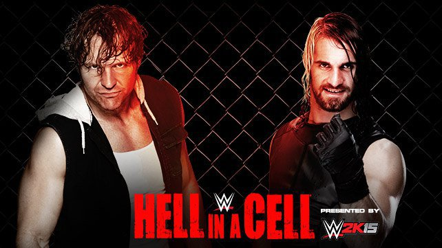 Confirmed and Potential Matches for WWE Hell in a Cell 2014 20141013_EP_LIGHT_HIAC_Ambrose_Rollins_HOME