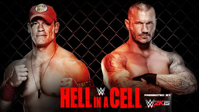 Confirmed and Potential Matches for WWE Hell in a Cell 2014 20141013_EP_LIGHT_HIAC_Cena_Orton_HOME