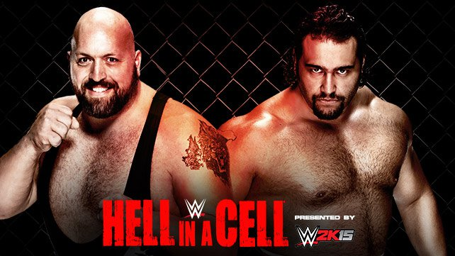 Confirmed and Potential Matches for WWE Hell in a Cell 2014 20141013_EP_LIGHT_HIAC_Show-Rusev_HOME