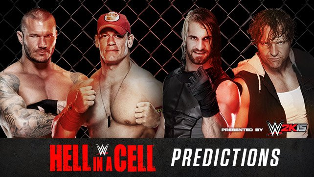 WWE Hell in a Cell 2014 Predictions