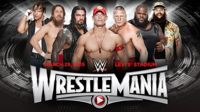 Confirmed and Potential Matches for WWE WrestleMania 31  20141031_WM31_TicketSale_LIGHT_HP