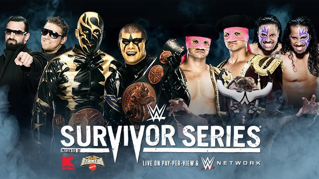 Confirmed and Potential Matches for WWE Survivor Series 2014 20141103_EP_LIGHT_SurvivorSeries_Match_HP_4way